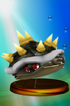Bowser Trophy (Smash 2).png