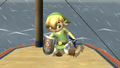Toon Link Idle Pose 2 Brawl.png