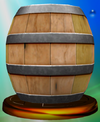 Barrel Melee Trophy.png