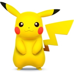 Pikachu Ssb4 Smashwiki The Super Smash Bros Wiki