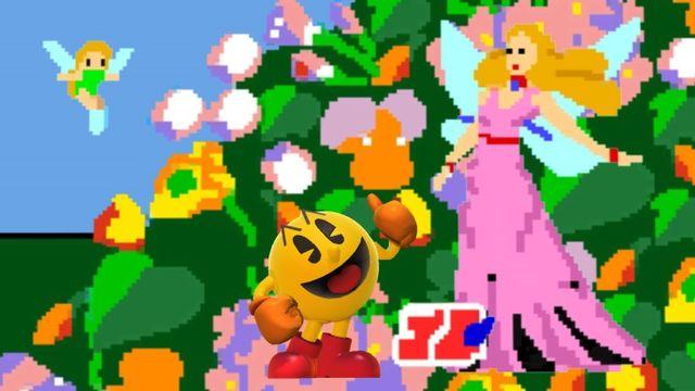 [Discussão] Super Smash Bros. for Wii U/3DS 640px-Pac-Man_Image_7