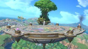 plus récent 5c191 10b83 Yggdrasil's Altar - SmashWiki, the Super Smash Bros. wiki
