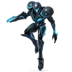 Image result for dark samus smash