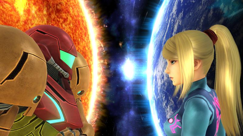 File:SSB4-Wii U Congratulations Classic Zero Suit Samus.png