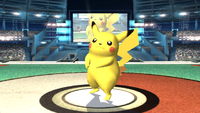 Pikachu Idle Pose 1 Brawl.png