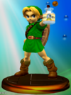 Young Link Trophy (Smash).png