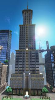New Donk City Hall - SmashWiki, the Super Smash Bros. wiki