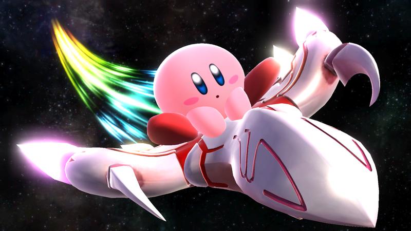 File:SSB4-Wii U Congratulations Classic Kirby.png