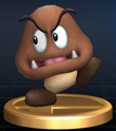 Goomba - Brawl Trophy.png