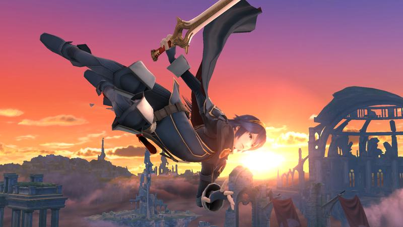 File:SSB4-Wii U Congratulations Classic Lucina.png