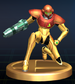 Samus (Power Suit) - Brawl Trophy.png