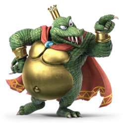 Image result for king k rool smash