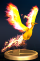 Moltres - Brawl Trophy.png