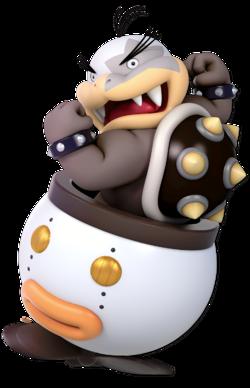 Bowser Jr Ssbu Smashwiki The Super Smash Bros Wiki