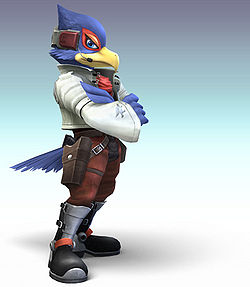 in other contexts see falco lombardi falco in super smash bros brawlFalco Ssbb Drawings