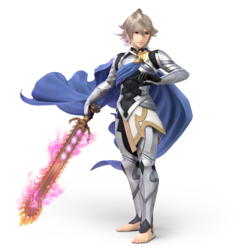 Corrin (SSBU) - SmashWiki, the Super Smash Bros  wiki