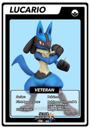 Lucario (SSB4) - SmashWiki, the Super Smash Bros. wiki