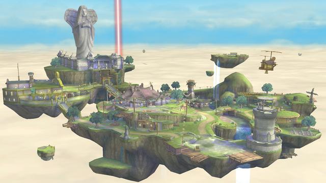 [Discussão] Super Smash Bros. for Wii U/3DS 640px-Skyloftwiiu