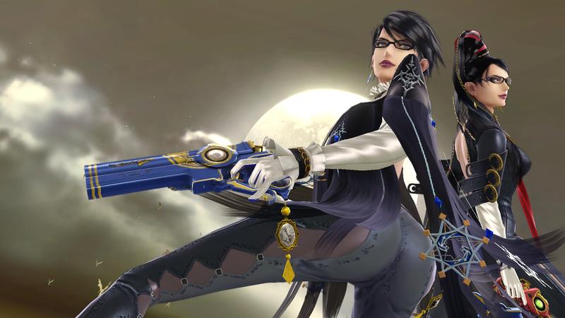 File:SSB4-Wii U Congratulations Classic Bayonetta.png