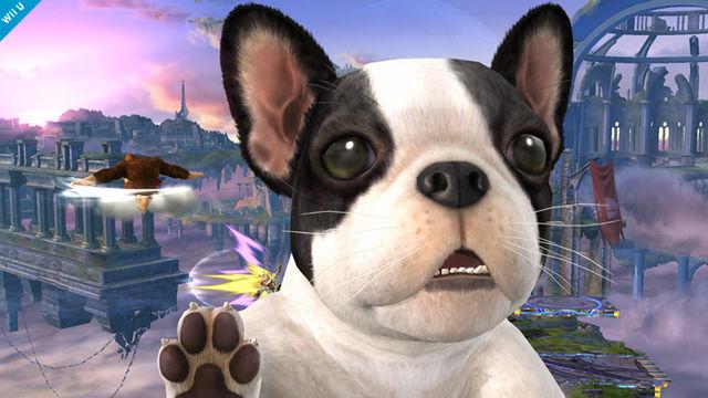 [Discussão] Super Smash Bros. for Wii U/3DS 640px-Smash4dog