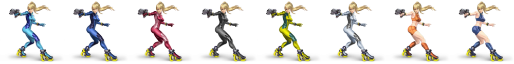 Zero Suit Samus (SSBU) - SmashWiki, the Super Smash Bros  wiki