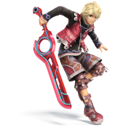 Shulk Ssb4 Smashwiki The Super Smash Bros Wiki