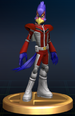 Falco (Assault) - Brawl Trophy.png