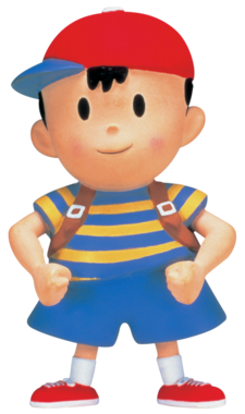 Ness Smashwiki The Super Smash Bros Wiki