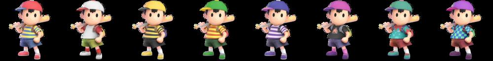 Ness (SSBU) - SmashWiki, the Super Smash Bros  wiki