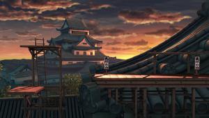 Suzaku Castle Smashwiki The Super Smash Bros Wiki