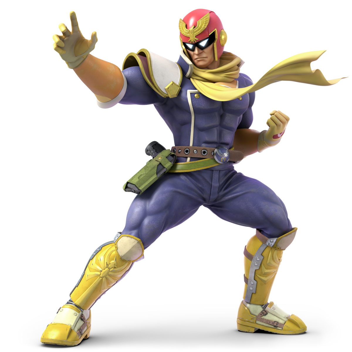 Captain Falcon Ssbu Smashwiki The Super Smash Bros Wiki