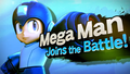 SSB4 Newcomer Introduction Mega Man.png