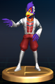 Falco (Command) - Brawl Trophy.png