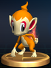 Chimchar - Brawl Trophy.png