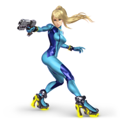 zero suit samus ssbu smashwiki the super smash bros wiki