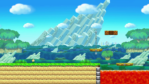 Super Mario Maker - SmashWiki, the Super Smash Bros  wiki