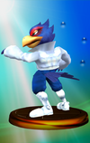 Falco Trophy (Smash 2).png