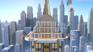 New Donk City Hall