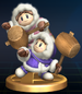 Ice Climbers - Brawl Trophy.png
