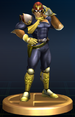 Captain Falcon - Brawl Trophy.png