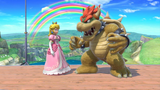 Bowser and Peach Size Comparision 1 (Normal Gameplay).png