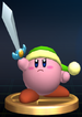 Sword Kirby - Brawl Trophy.png