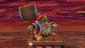King Dedede Idle Pose 2 Brawl.png