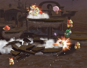 Waddle Dee Army Smashwiki The Super Smash Bros Wiki