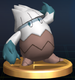 Snover - Brawl Trophy.png